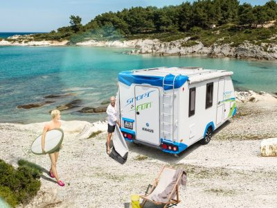 A wide range of caravans, caravans and caravan trailers awaits you.